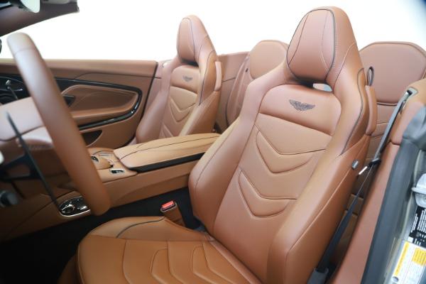 New 2020 Aston Martin DBS Superleggera Volante for sale $375,916 at Bugatti of Greenwich in Greenwich CT 06830 16