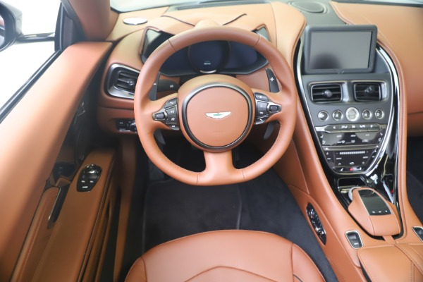 New 2020 Aston Martin DBS Superleggera Volante for sale $375,916 at Bugatti of Greenwich in Greenwich CT 06830 19