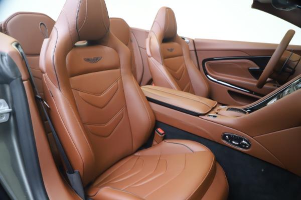 New 2020 Aston Martin DBS Superleggera Volante for sale $375,916 at Bugatti of Greenwich in Greenwich CT 06830 24