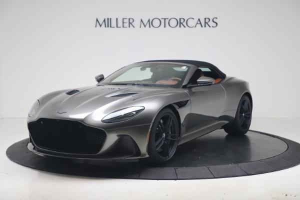 New 2020 Aston Martin DBS Superleggera Volante for sale $375,916 at Bugatti of Greenwich in Greenwich CT 06830 26