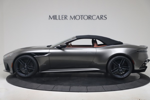 New 2020 Aston Martin DBS Superleggera Volante for sale $375,916 at Bugatti of Greenwich in Greenwich CT 06830 27
