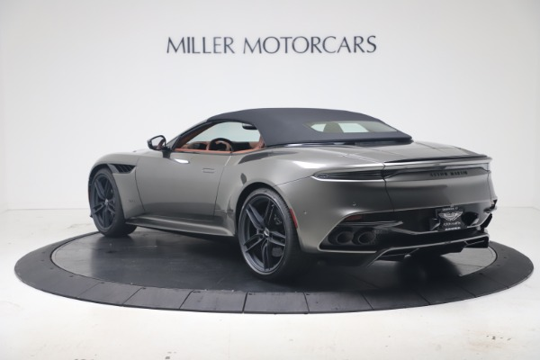 New 2020 Aston Martin DBS Superleggera Volante for sale $375,916 at Bugatti of Greenwich in Greenwich CT 06830 28