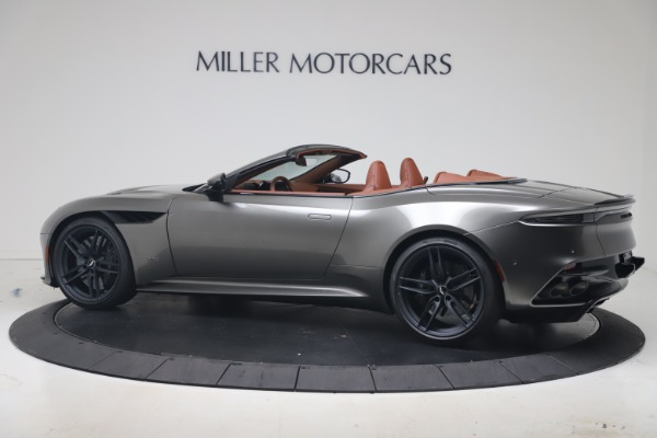 New 2020 Aston Martin DBS Superleggera Volante for sale $375,916 at Bugatti of Greenwich in Greenwich CT 06830 3