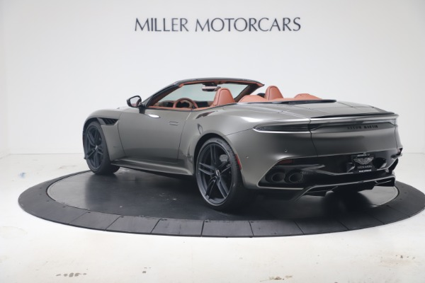 New 2020 Aston Martin DBS Superleggera Volante for sale $375,916 at Bugatti of Greenwich in Greenwich CT 06830 4