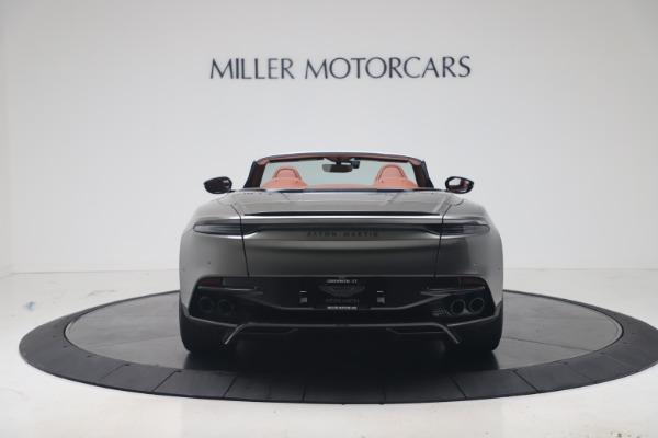 New 2020 Aston Martin DBS Superleggera Volante for sale $375,916 at Bugatti of Greenwich in Greenwich CT 06830 5