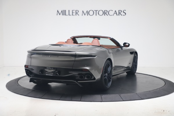 New 2020 Aston Martin DBS Superleggera Volante for sale $375,916 at Bugatti of Greenwich in Greenwich CT 06830 6