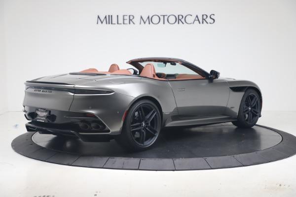 New 2020 Aston Martin DBS Superleggera Volante for sale $375,916 at Bugatti of Greenwich in Greenwich CT 06830 7