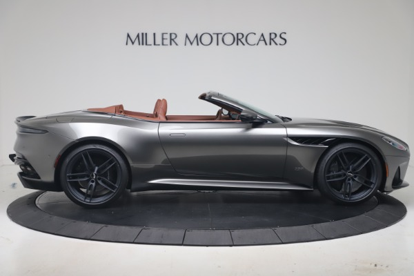 New 2020 Aston Martin DBS Superleggera Volante for sale $375,916 at Bugatti of Greenwich in Greenwich CT 06830 8
