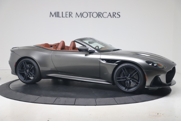 New 2020 Aston Martin DBS Superleggera Volante for sale $375,916 at Bugatti of Greenwich in Greenwich CT 06830 9