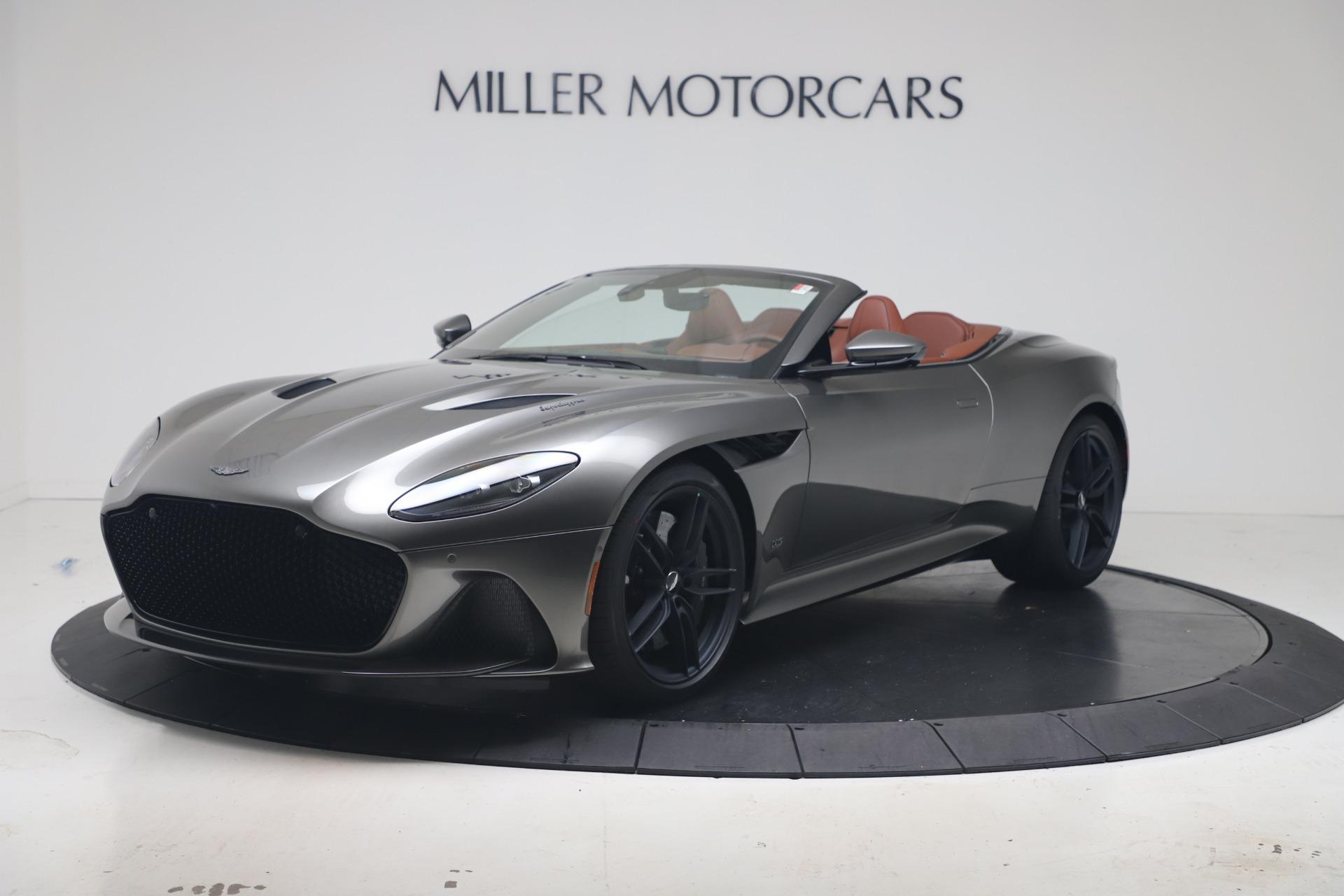 New 2020 Aston Martin DBS Superleggera Volante for sale $375,916 at Bugatti of Greenwich in Greenwich CT 06830 1