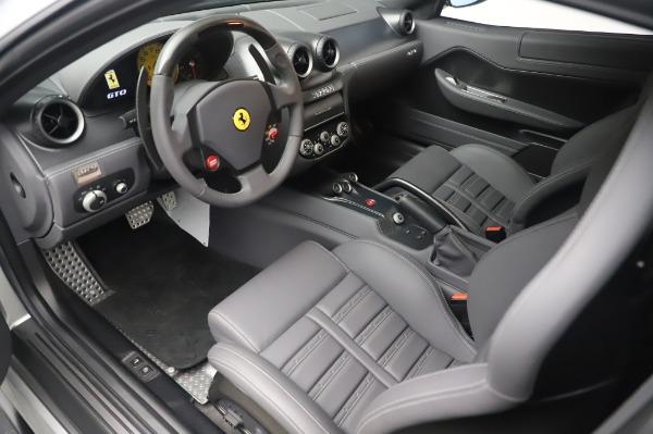 Used 2011 Ferrari 599 GTO for sale Sold at Bugatti of Greenwich in Greenwich CT 06830 13