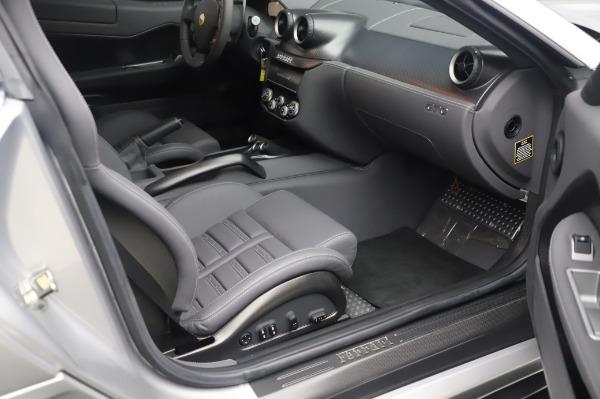 Used 2011 Ferrari 599 GTO for sale Sold at Bugatti of Greenwich in Greenwich CT 06830 19