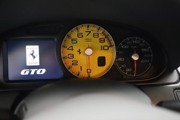 Used 2011 Ferrari 599 GTO for sale Sold at Bugatti of Greenwich in Greenwich CT 06830 27