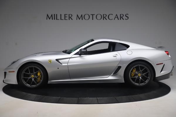 Used 2011 Ferrari 599 GTO for sale Sold at Bugatti of Greenwich in Greenwich CT 06830 3