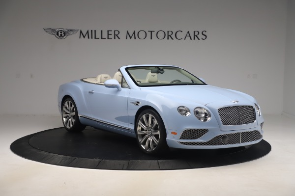 Used 2017 Bentley Continental GT Convertible W12 for sale $169,900 at Bugatti of Greenwich in Greenwich CT 06830 12