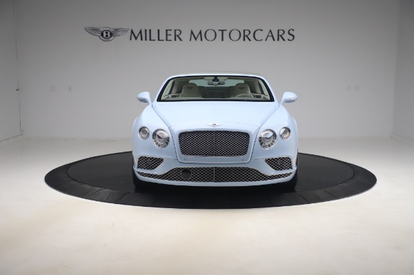 Used 2017 Bentley Continental GT W12 for sale Sold at Bugatti of Greenwich in Greenwich CT 06830 13
