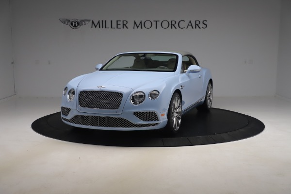 Used 2017 Bentley Continental GT Convertible W12 for sale $169,900 at Bugatti of Greenwich in Greenwich CT 06830 14