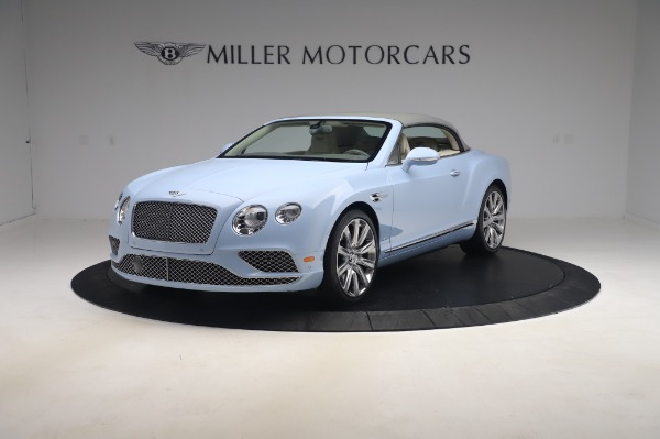 Used 2017 Bentley Continental GT Convertible W12 for sale $169,900 at Bugatti of Greenwich in Greenwich CT 06830 15