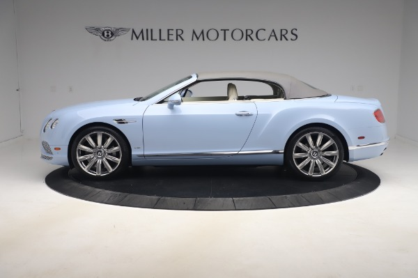 Used 2017 Bentley Continental GT W12 for sale Sold at Bugatti of Greenwich in Greenwich CT 06830 16
