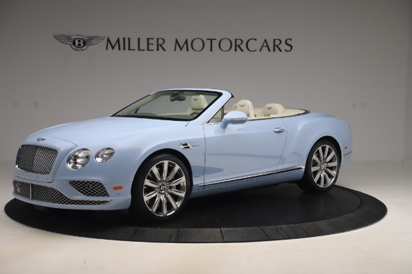 Used 2017 Bentley Continental GT Convertible W12 for sale $169,900 at Bugatti of Greenwich in Greenwich CT 06830 2