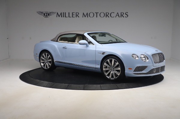 Used 2017 Bentley Continental GT Convertible W12 for sale $169,900 at Bugatti of Greenwich in Greenwich CT 06830 23