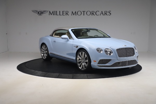 Used 2017 Bentley Continental GT Convertible W12 for sale $169,900 at Bugatti of Greenwich in Greenwich CT 06830 24