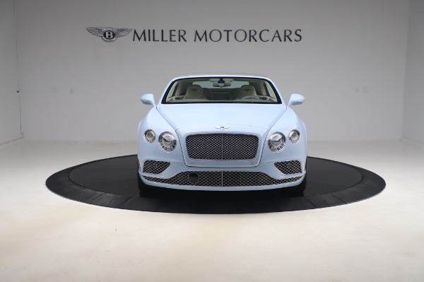 Used 2017 Bentley Continental GT Convertible W12 for sale $169,900 at Bugatti of Greenwich in Greenwich CT 06830 25