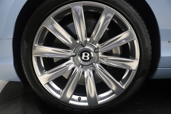 Used 2017 Bentley Continental GT W12 for sale Sold at Bugatti of Greenwich in Greenwich CT 06830 27