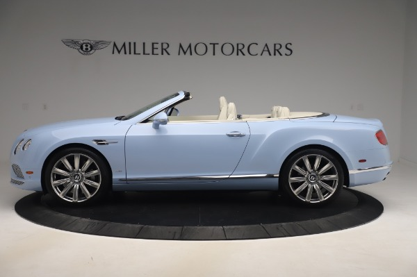 Used 2017 Bentley Continental GT W12 for sale Sold at Bugatti of Greenwich in Greenwich CT 06830 3