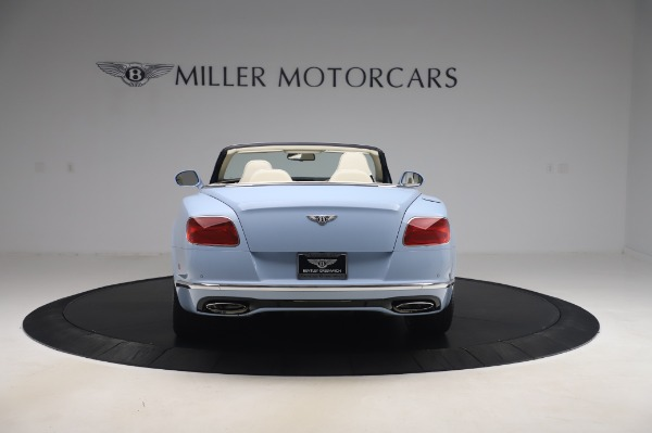 Used 2017 Bentley Continental GT Convertible W12 for sale $169,900 at Bugatti of Greenwich in Greenwich CT 06830 6
