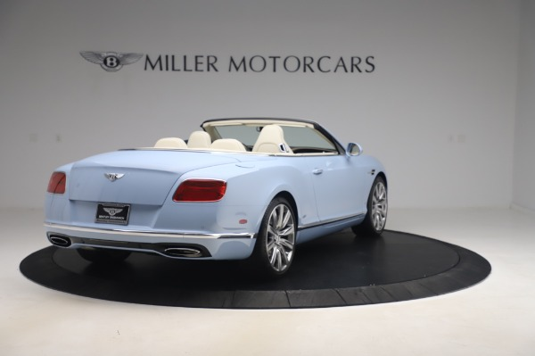 Used 2017 Bentley Continental GT Convertible W12 for sale $169,900 at Bugatti of Greenwich in Greenwich CT 06830 7