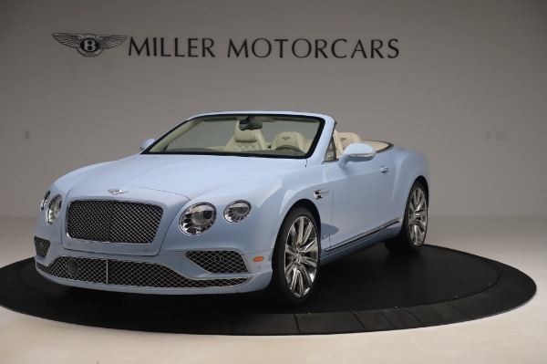 Used 2017 Bentley Continental GT Convertible W12 for sale $169,900 at Bugatti of Greenwich in Greenwich CT 06830 1