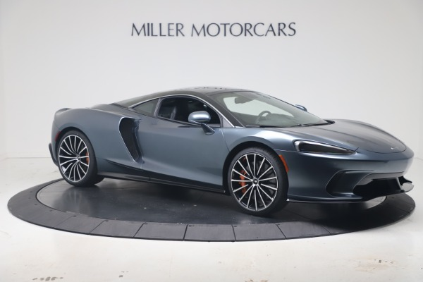 New 2020 McLaren GT Luxe for sale $247,125 at Bugatti of Greenwich in Greenwich CT 06830 10