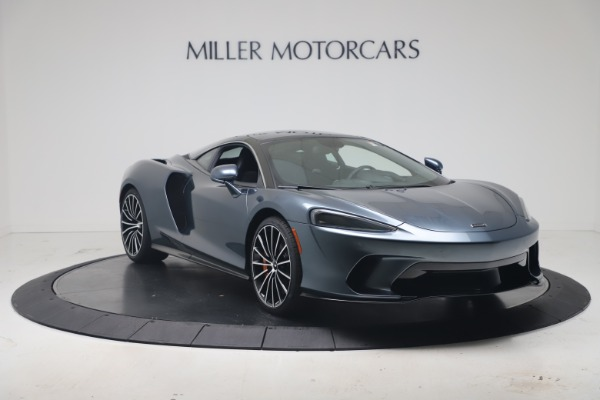 New 2020 McLaren GT Luxe for sale $247,125 at Bugatti of Greenwich in Greenwich CT 06830 11