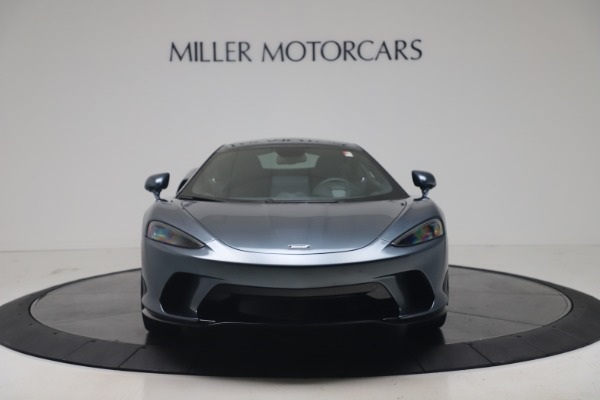 New 2020 McLaren GT Luxe for sale $247,125 at Bugatti of Greenwich in Greenwich CT 06830 12