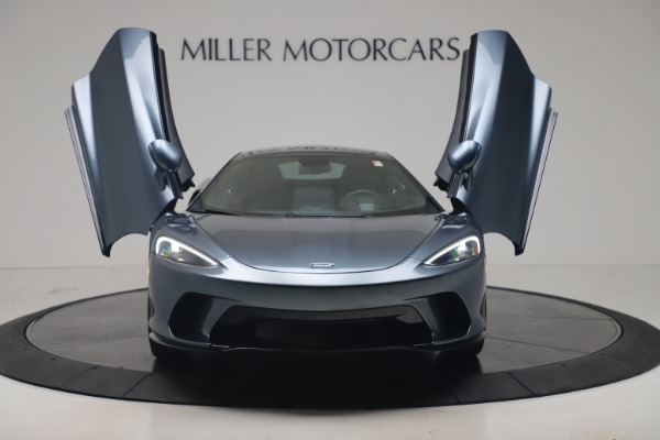 New 2020 McLaren GT Luxe for sale $247,125 at Bugatti of Greenwich in Greenwich CT 06830 13