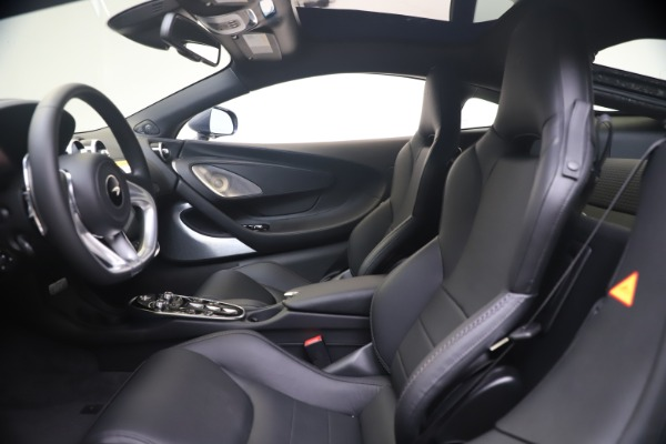 New 2020 McLaren GT Luxe for sale $247,125 at Bugatti of Greenwich in Greenwich CT 06830 15