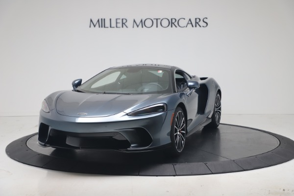 New 2020 McLaren GT Luxe for sale $247,125 at Bugatti of Greenwich in Greenwich CT 06830 2