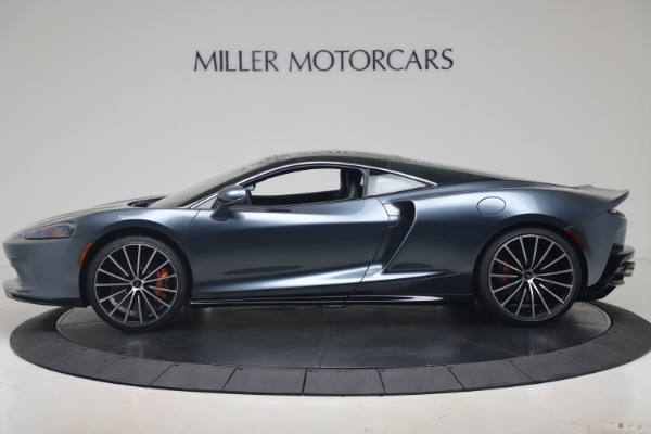 New 2020 McLaren GT Luxe for sale $247,125 at Bugatti of Greenwich in Greenwich CT 06830 3