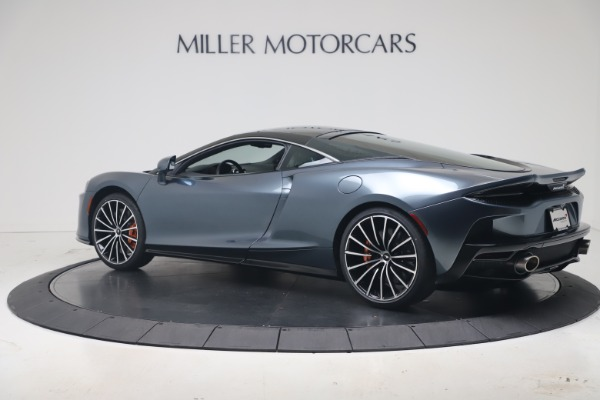 New 2020 McLaren GT Luxe for sale $247,125 at Bugatti of Greenwich in Greenwich CT 06830 4