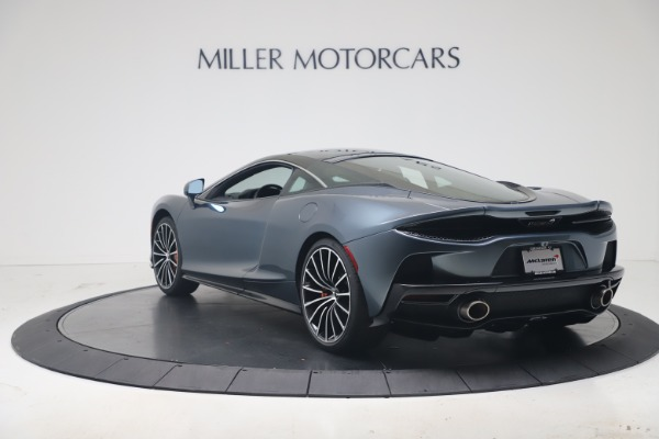 New 2020 McLaren GT Luxe for sale $247,125 at Bugatti of Greenwich in Greenwich CT 06830 5