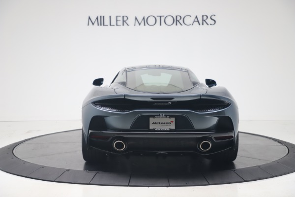 New 2020 McLaren GT Luxe for sale $247,125 at Bugatti of Greenwich in Greenwich CT 06830 6