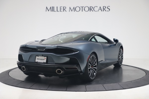 New 2020 McLaren GT Luxe for sale $247,125 at Bugatti of Greenwich in Greenwich CT 06830 7