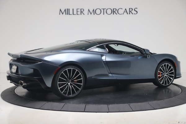 New 2020 McLaren GT Luxe for sale $247,125 at Bugatti of Greenwich in Greenwich CT 06830 8