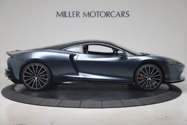 New 2020 McLaren GT Luxe for sale $247,125 at Bugatti of Greenwich in Greenwich CT 06830 9