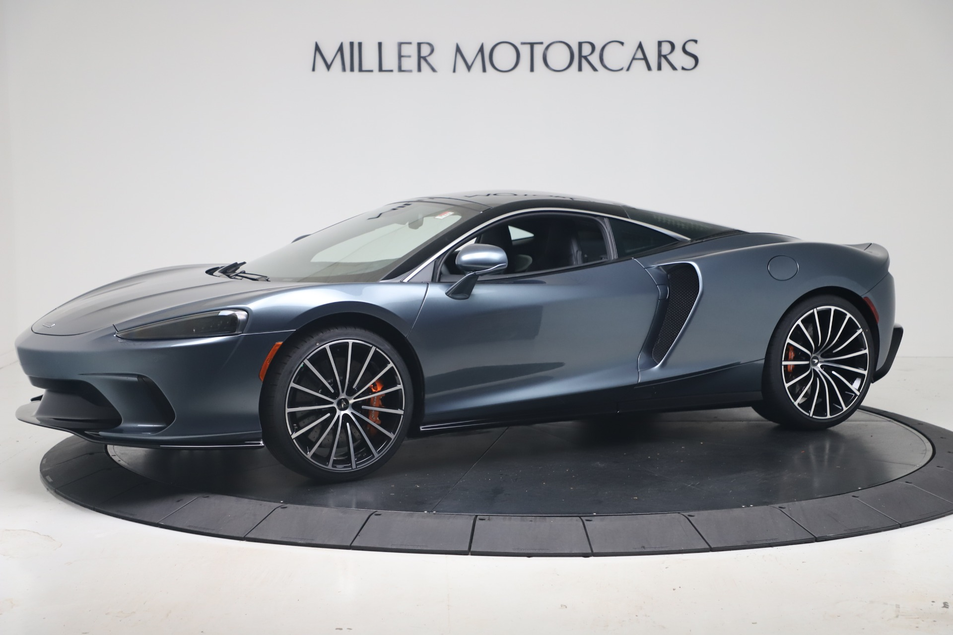 New 2020 McLaren GT Luxe for sale $247,125 at Bugatti of Greenwich in Greenwich CT 06830 1