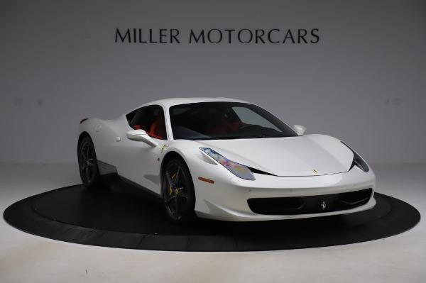 Used 2013 Ferrari 458 Italia for sale $229,900 at Bugatti of Greenwich in Greenwich CT 06830 11