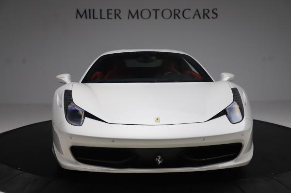 Used 2013 Ferrari 458 Italia for sale $229,900 at Bugatti of Greenwich in Greenwich CT 06830 12