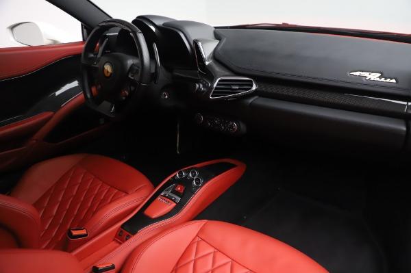 Used 2013 Ferrari 458 Italia for sale $229,900 at Bugatti of Greenwich in Greenwich CT 06830 18