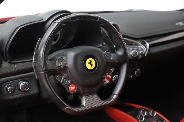 Used 2013 Ferrari 458 Italia for sale $229,900 at Bugatti of Greenwich in Greenwich CT 06830 21